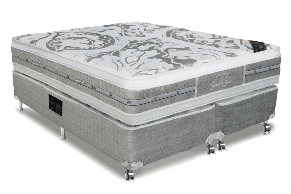 Colchão Super Luxo Latex Plush Castor